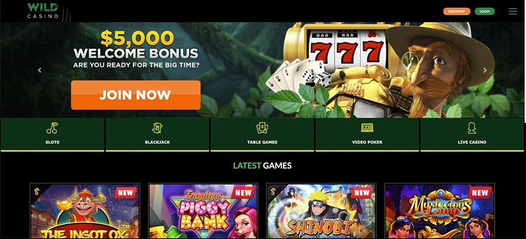 Wild Casino – 2021 Full Review