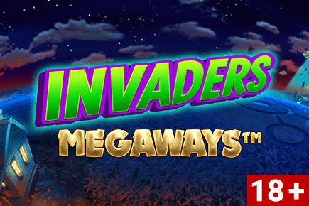 Invaders Megaways · 2021 Full Review