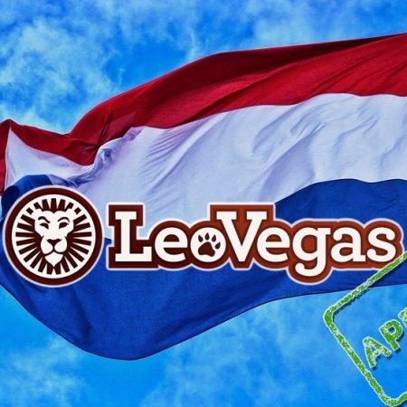 LeoVegas Approved by Netherlands Online Gambling Association