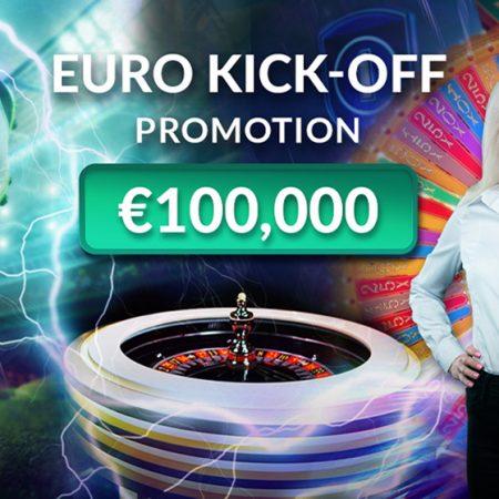 Wolfy Casino EVOLUTION EURO KICK-OFF