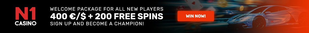 N1 Casino Welcome Offer